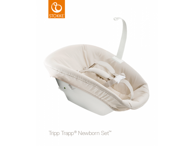 Stokke AS Novorozenecký set Tripp Trapp®, White