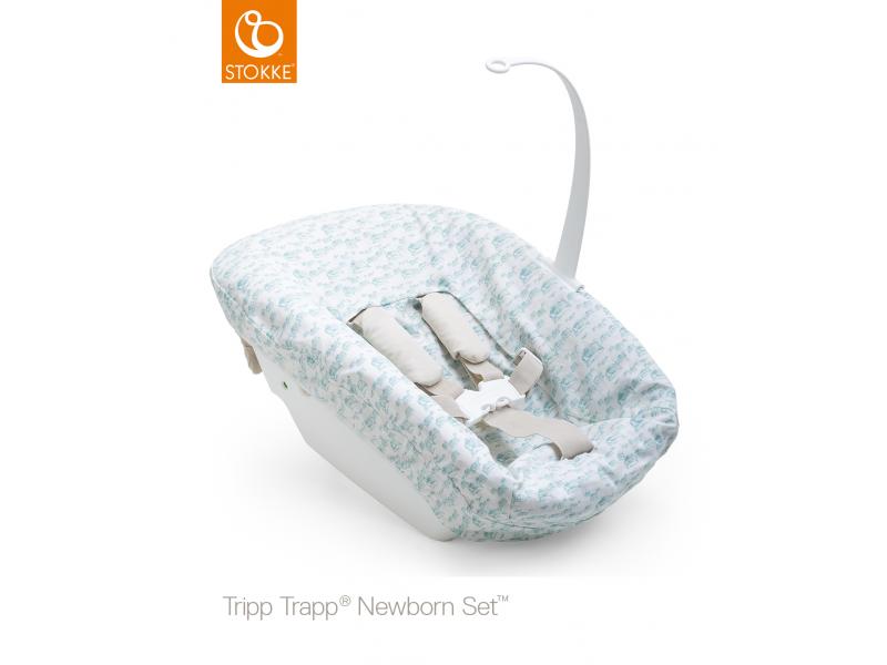 Stokke Potah k novorozeneckému setu Tripp Trapp®, Aqua
