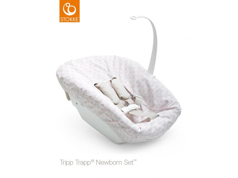 Stokke Potah k novorozeneckému setu Tripp Trapp®, Pink