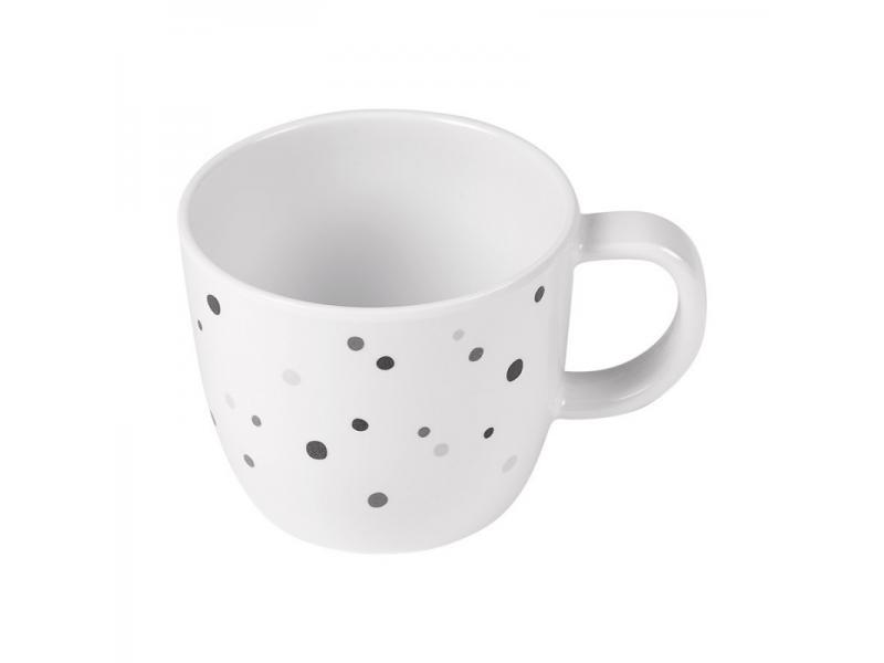 Hrníček Dreamy Dots - šedý 1