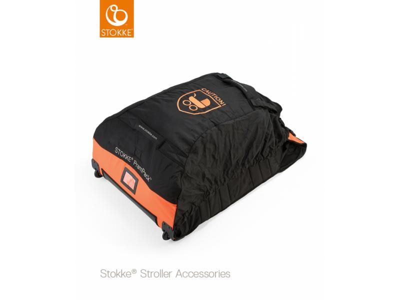 Stokke AS Cestovní taška na kočárek, Orange - Black