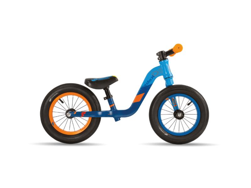 Dětské odrážedlo pedeX 1 modro-oranžové 1