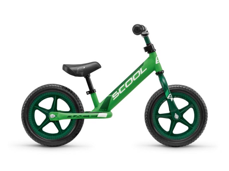 Dětské odrážedlo pedeX race citrónově-zelené 1