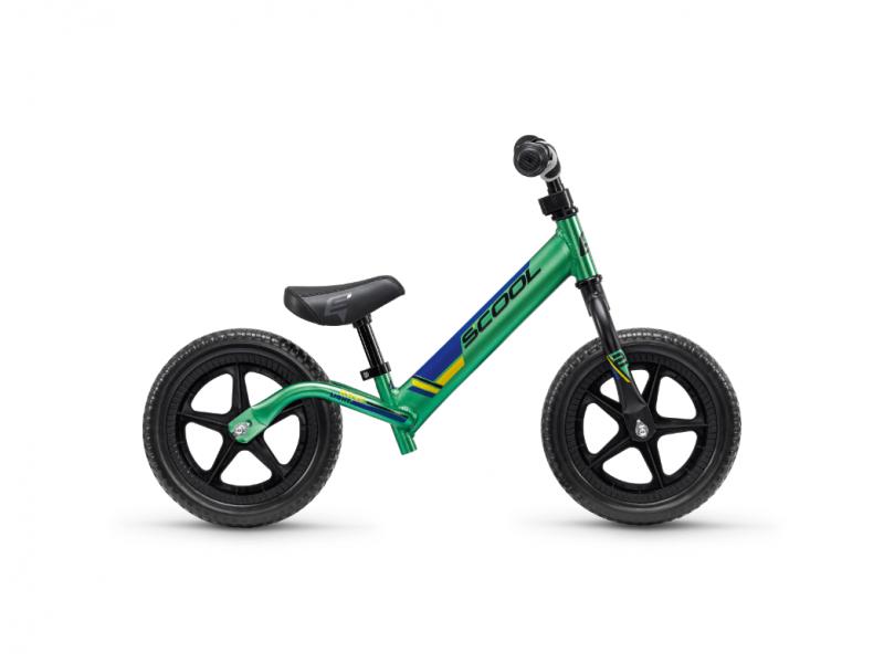 Dětské odrážedlo pedeX race light neonově zeleno-černé 1