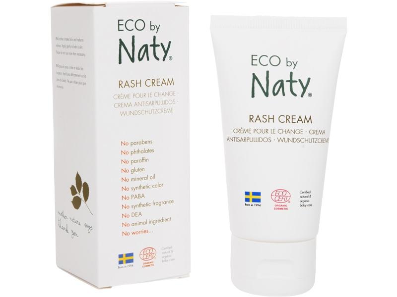 Naty Dětský ECO krém na opruzeniny 50 ml