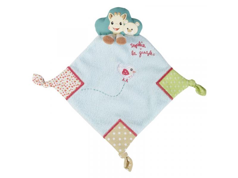 Vulli Extra měkký mazlík s motivem žirafy Sophie dárkové balení
