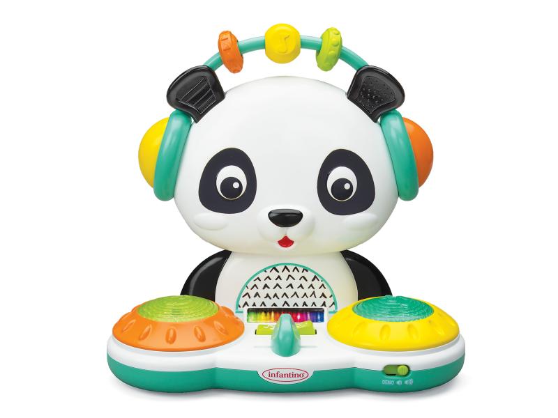Hudební DJ Panda 1