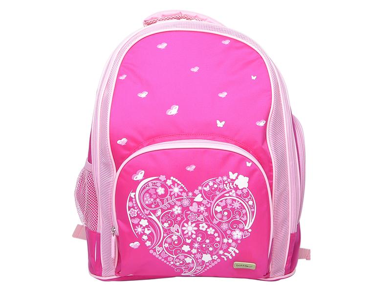 Bobble Art Školní batoh Srdce