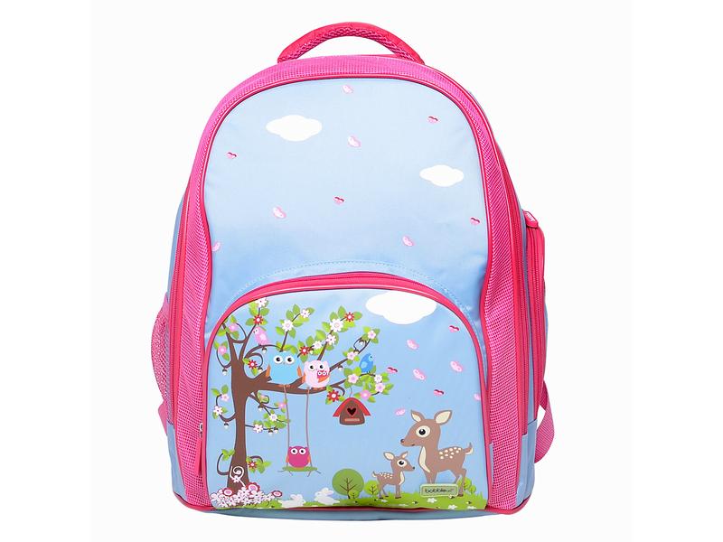 Bobble Art Školní batoh Zvířátka