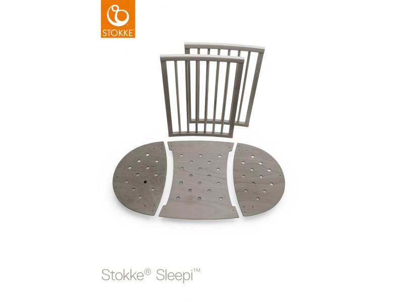 Stokke Prodloužení k postýlce Sleepi™ Mini, Hazy Grey