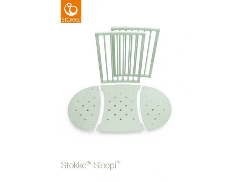 Stokke Prodloužení k postýlce Sleepi™ Mini, Mint Green