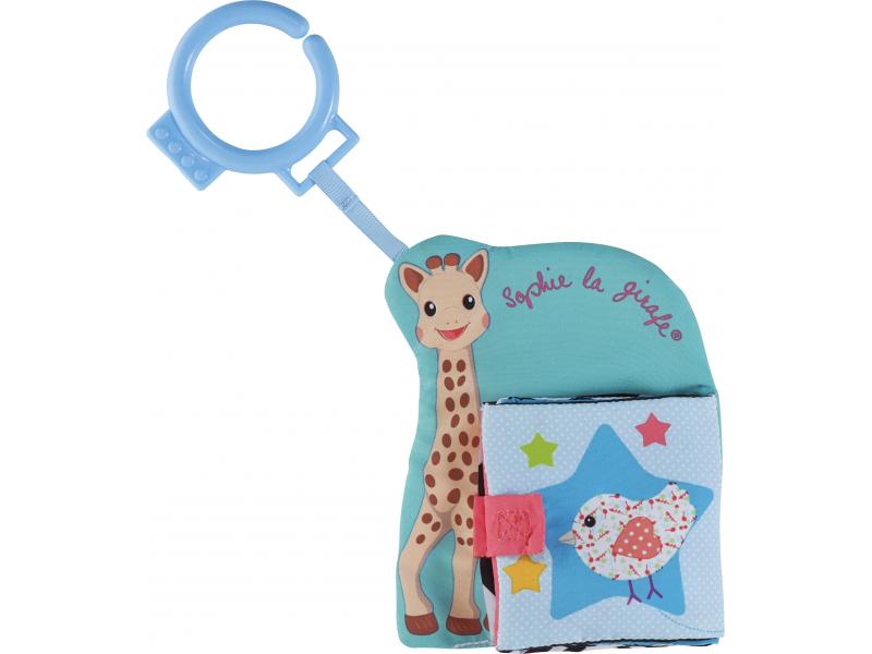 Vulli Moje první knížka s aktivitami žirafa Sophie