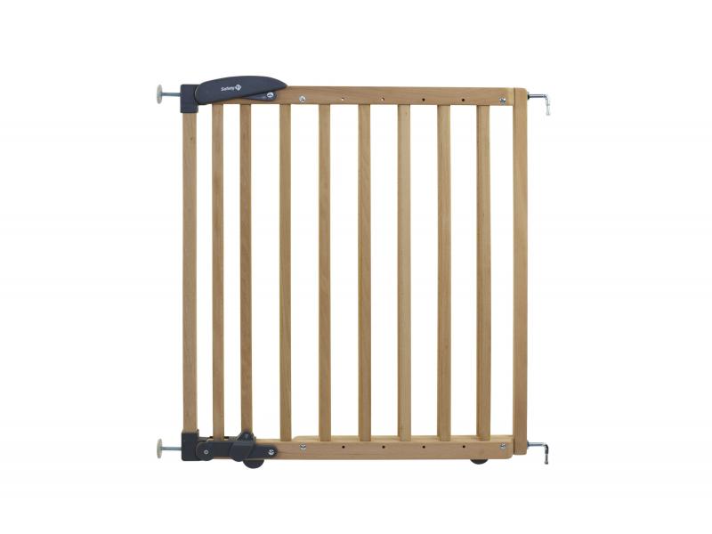 Zábrana Dual Install Extending Wood Natural 1