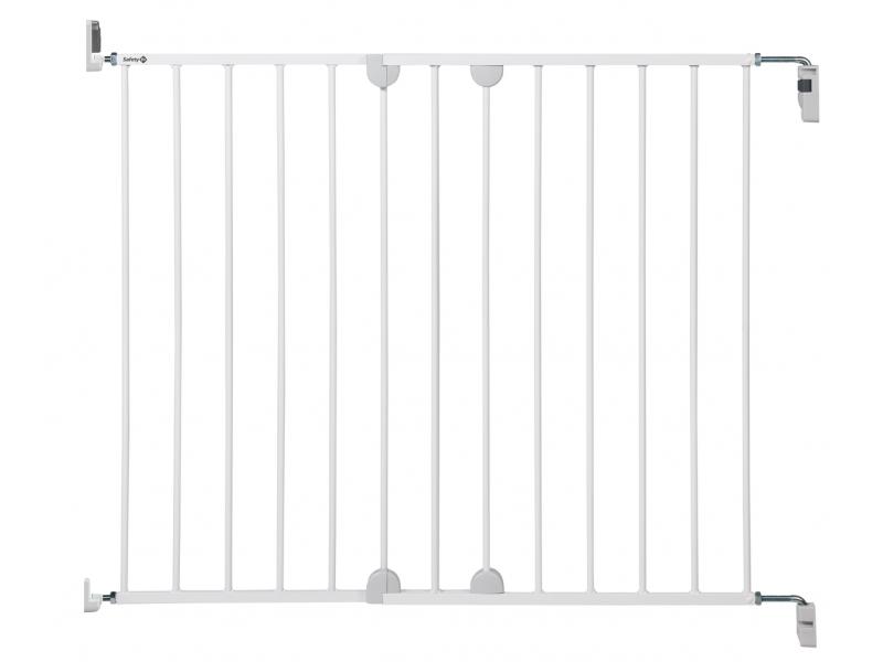 Zábrana Wall Fix Extending Metal White 1