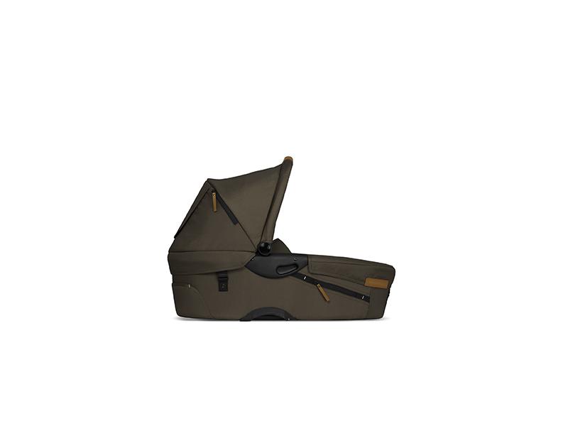 Hluboké lůžko Evo Urban Nomad Dark Olive 1