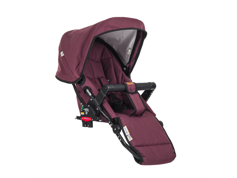 Viking/Double Viking sportovní sedačka Eco Red 1