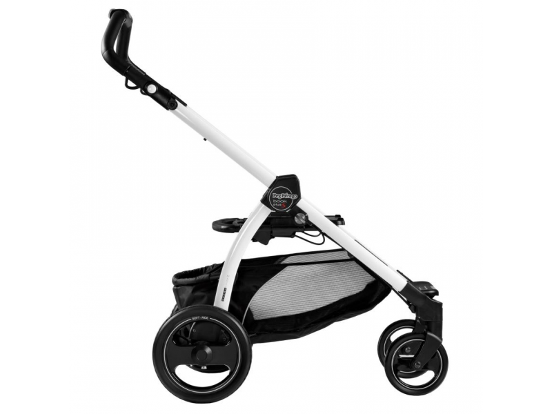 Peg Perego Podvozek BOOK S White/Black 2017
