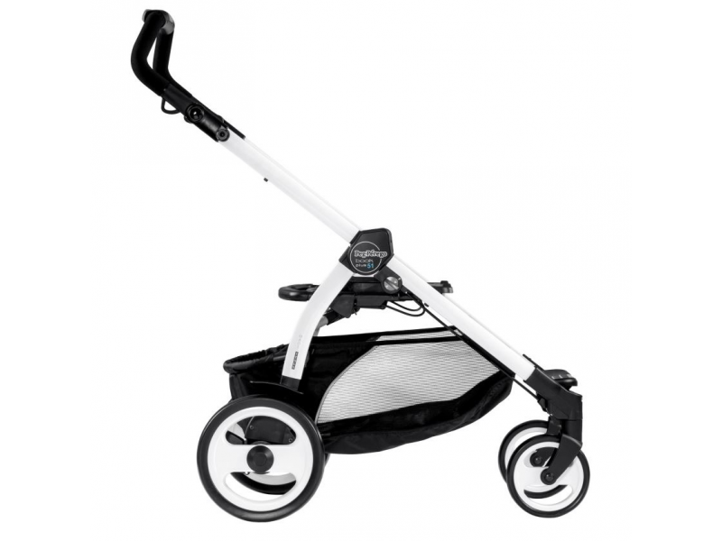 Peg Perego Podvozek BOOK 51 White/Black 2017