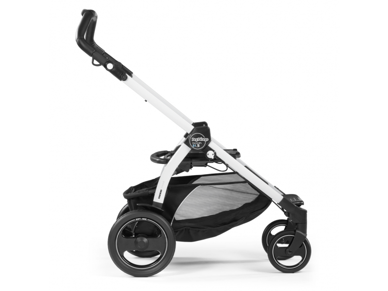 Peg Perego Podvozek BOOK 51 S White/Black 2017