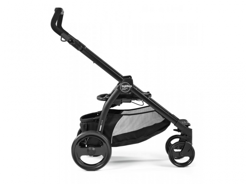 Peg Perego Podvozek BOOK Plus Matt Black 2017