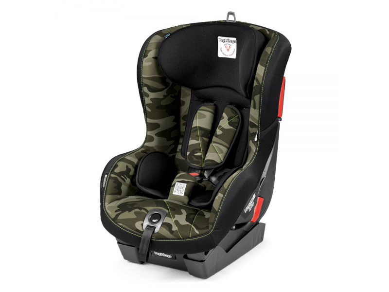 Peg Perego Duo-Fix K Camo Green 2017