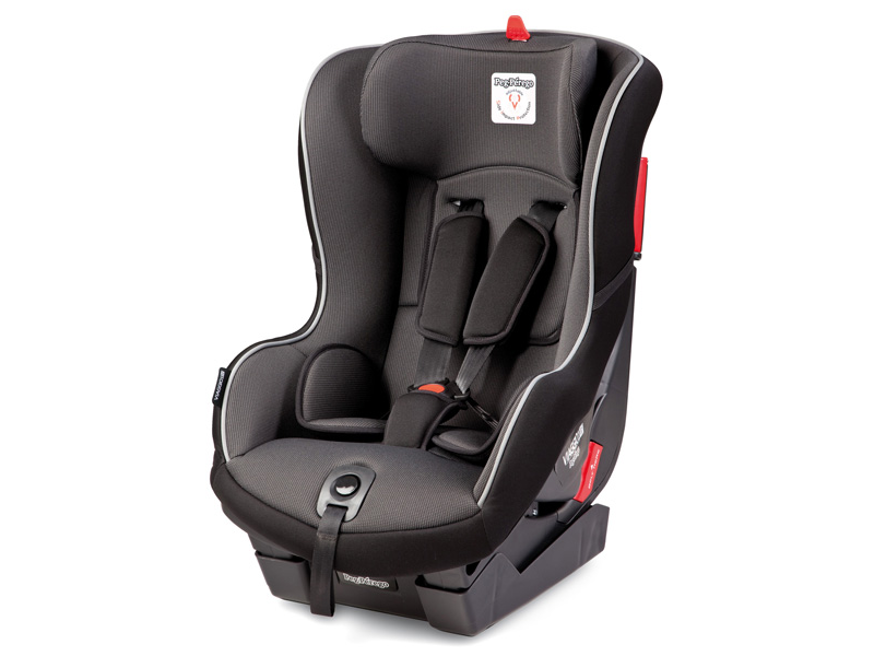 Peg Perego Duo-Fix K Black 2017