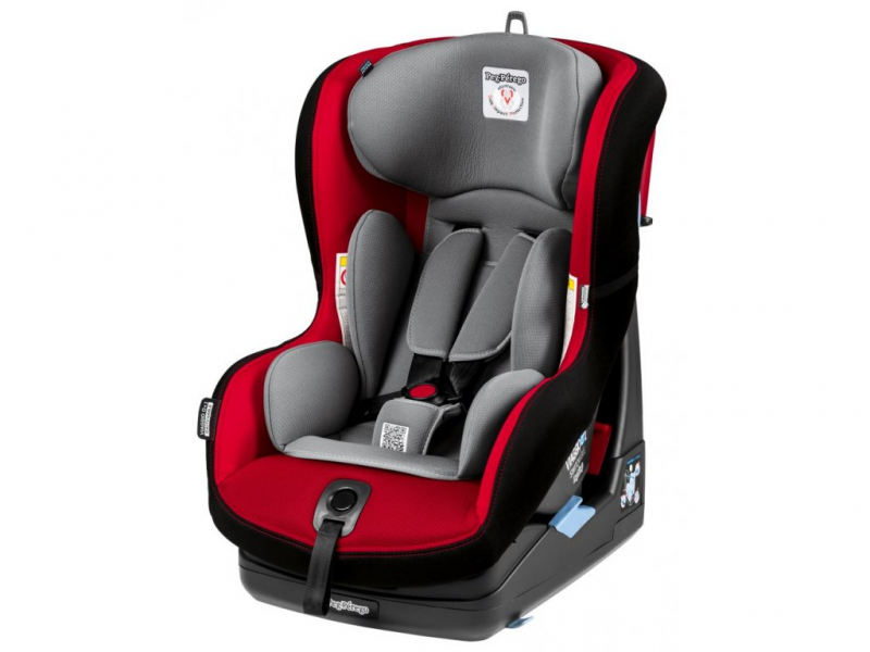 Peg Perego Switchable 0+/1 Rouge 2017