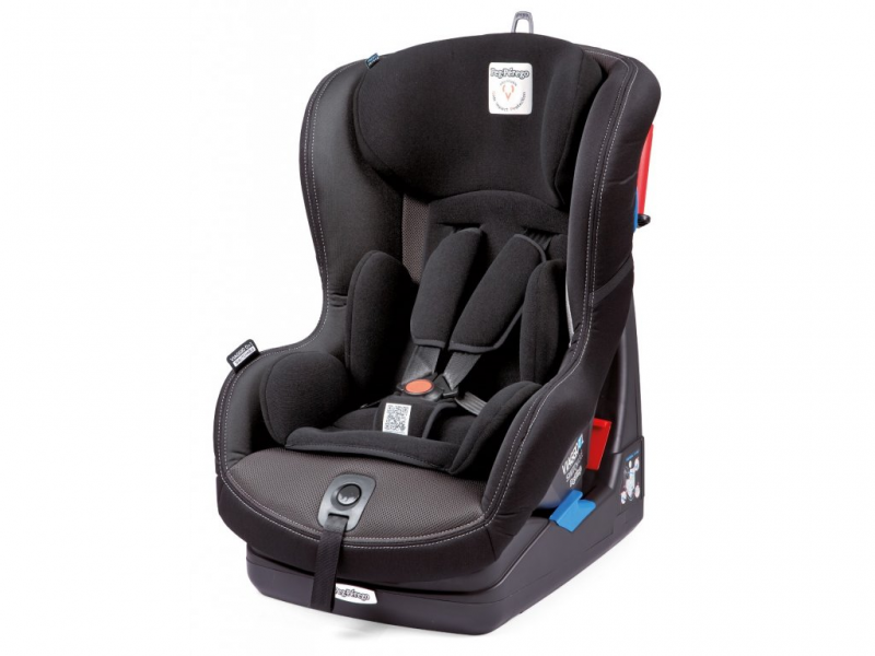 Peg Perego Switchable 0+/1 Black 2017
