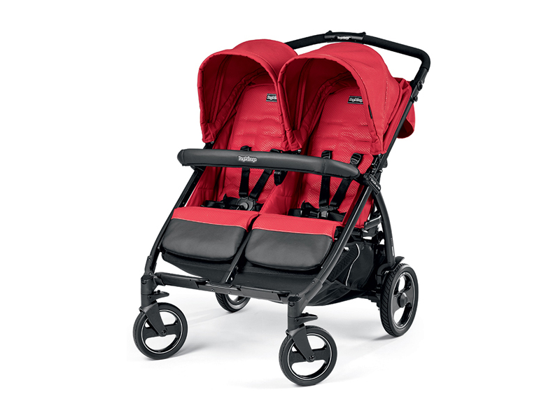 Peg Perego BOOK FOR TWO Cl.Mod Red 2017