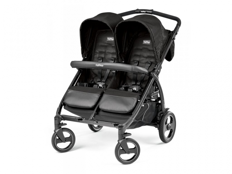 Peg Perego BOOK FOR TWO Cl.Mod Black 2017