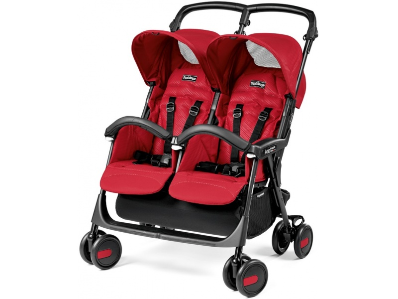 Peg Perego ARIA TWIN Shopper Cl.Mod Red 2017