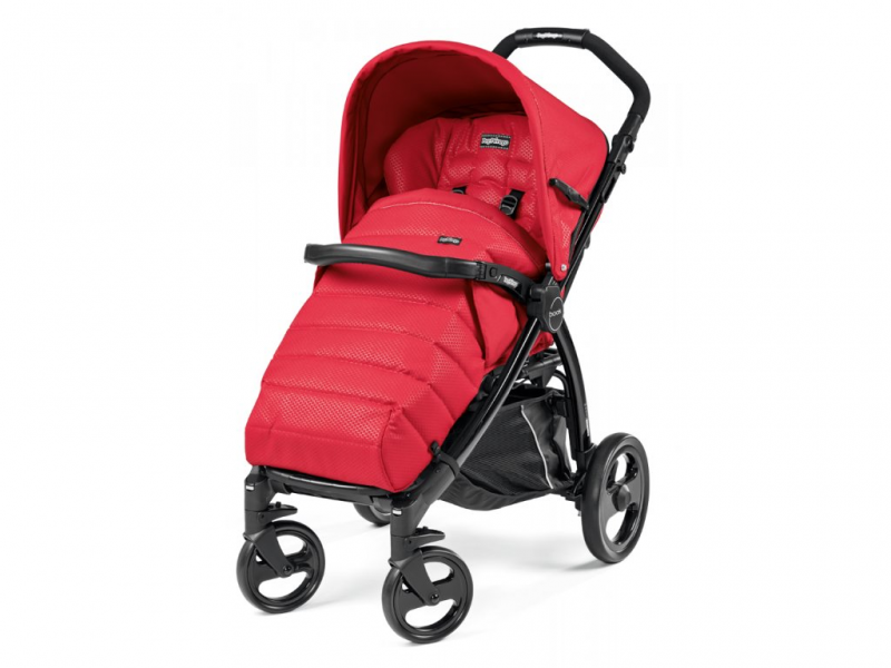 Peg Perego BOOK Completo Mod Red 2017