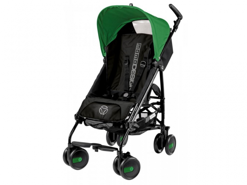 Peg Perego PLIKO MINI Cl.Momodesign Verde 2017