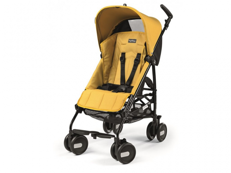 Peg Perego PLIKO MINI Cl.Mod Yellow 2017