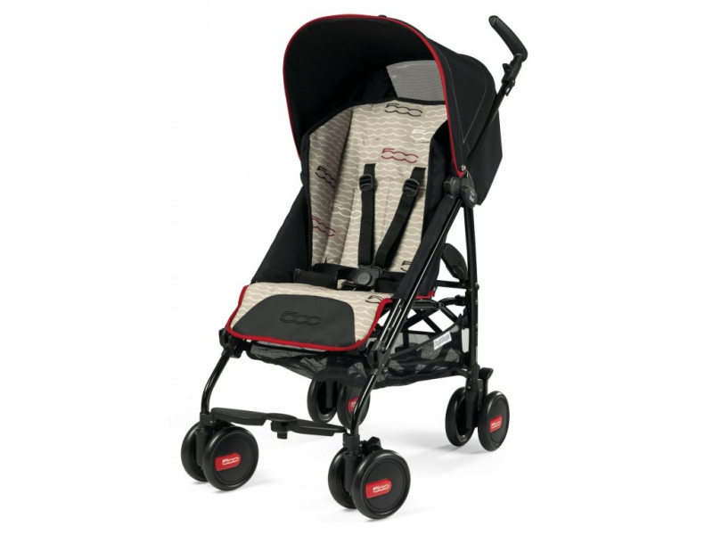 Peg Perego PLIKO MINI Cl.Fiat 500 2017