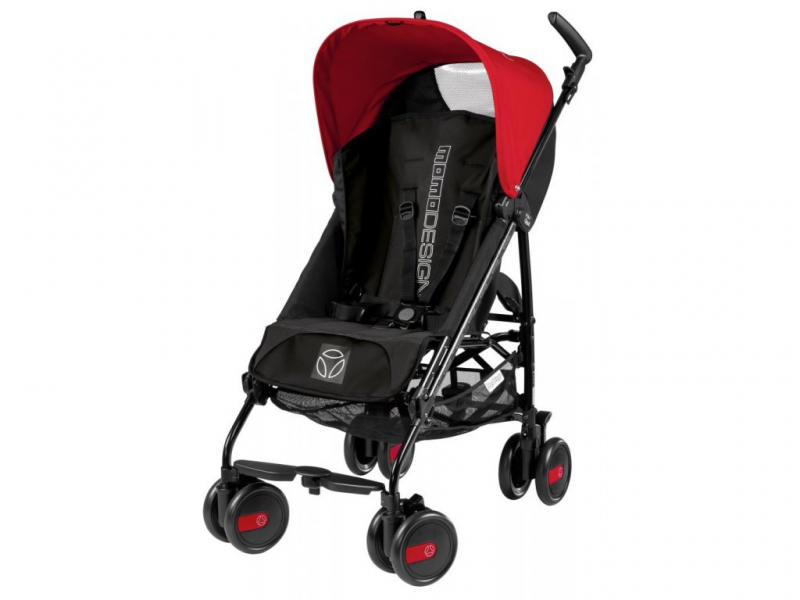 Peg Perego PLIKO MINI Cl.Momodesign Rosso 2017