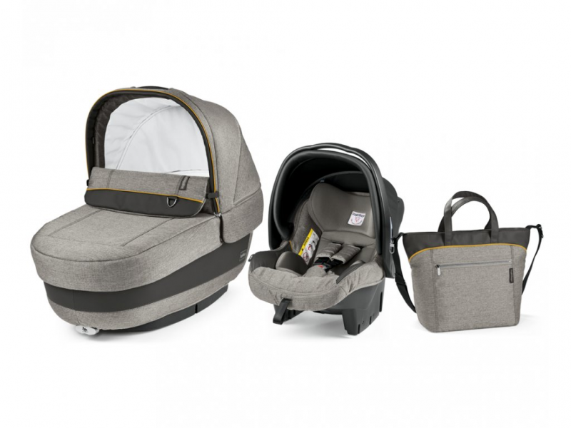 Peg Perego SET Modular ELITE Luxe Grey 2017