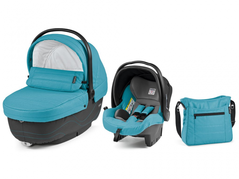 Peg Perego SET Modular XL Bloom Scuba 2017
