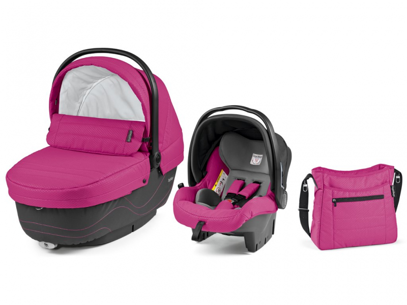 Peg Perego SET Modular XL Bloom Pink 2017