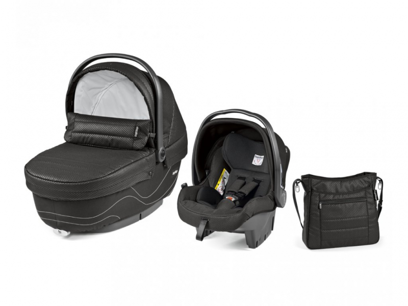 Peg Perego SET Modular XL Bloom Black 2017