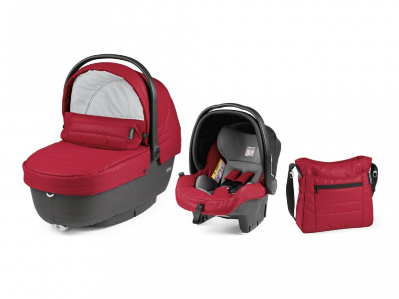 Peg Perego SET Modular XL Bloom Red 2017