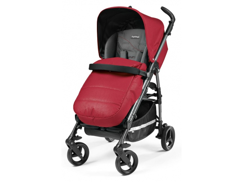 Peg Perego SÍ Completo Bloom Red 2017