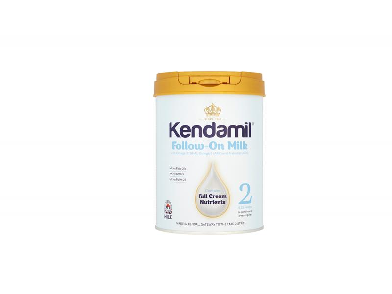Kendal Nutricare KENDAMIL Pokračovací mléko 2 (900g)