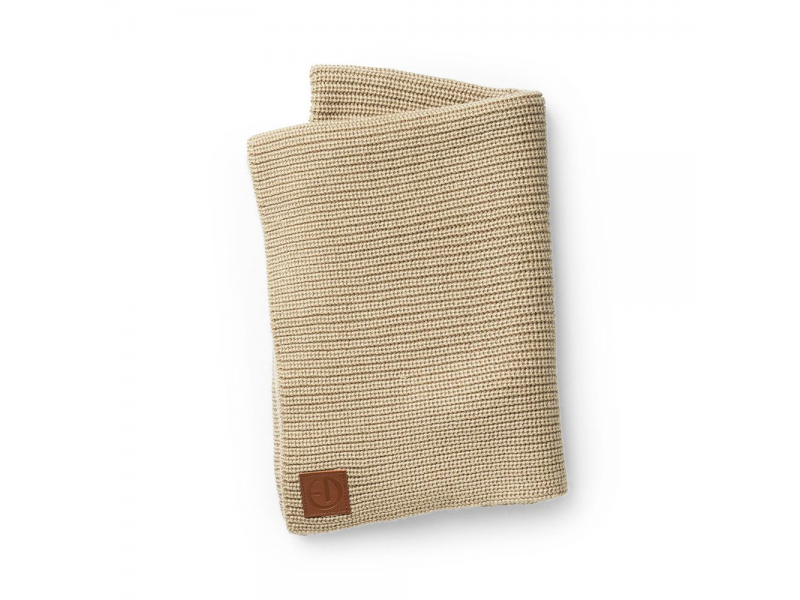 Vlněná deka Pure Khaki 1