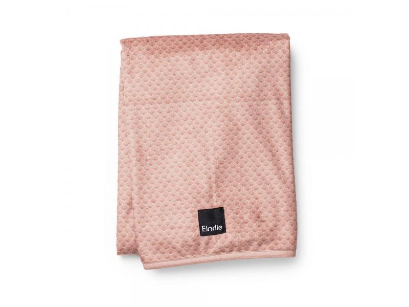 Sametová deka Pink Nouveau 1