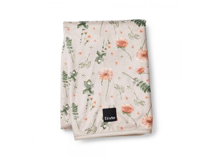 Sametová deka Meadow Blossom 1