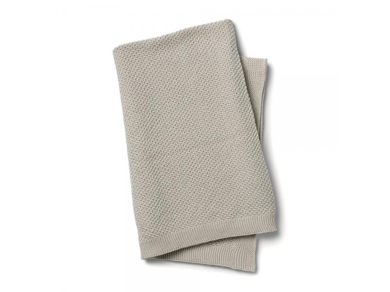 Elodie Details Vlněná deka Greige