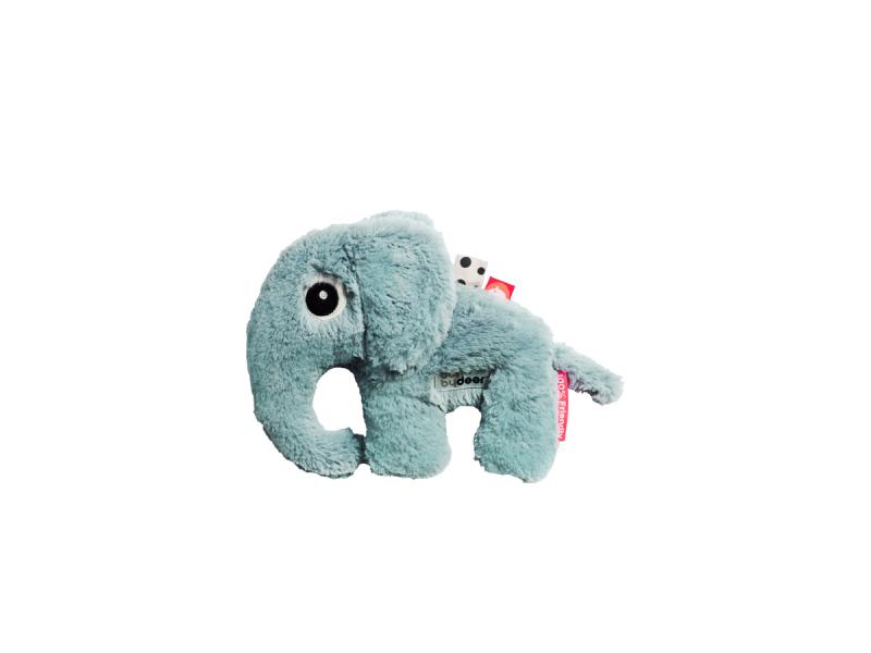 Mazlivá hračka Elphee malá - modrá 1