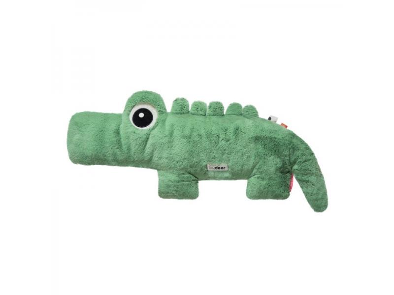 DONE BY DEER Mazlivá hračka Croco velká - zelená