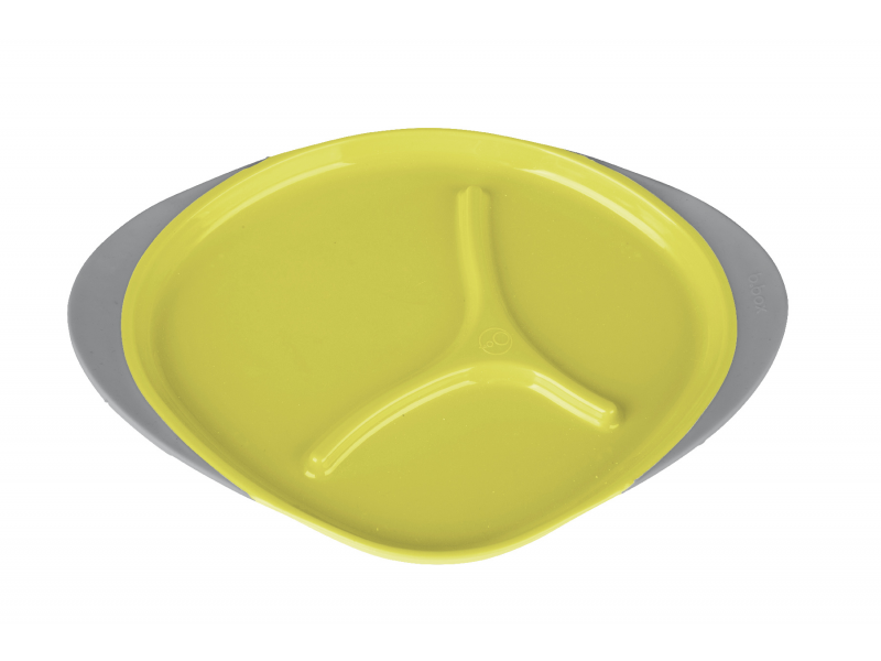 Dětský talířek-žlutá 1
